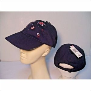 Unbranded Accessories - Womens Navy Patriotic Hat Baseball Cap with Stars 28410d39e5